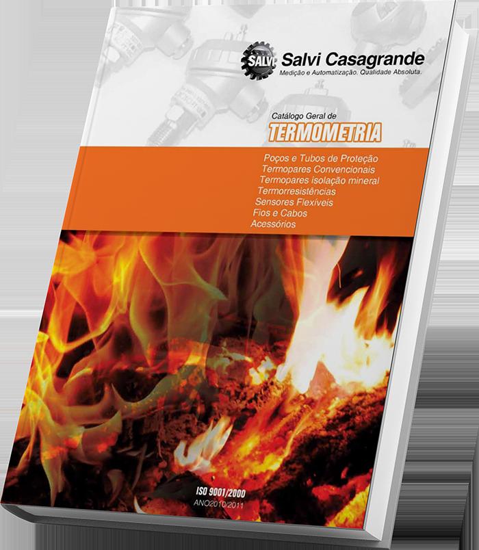 Catálogo online de Termometria