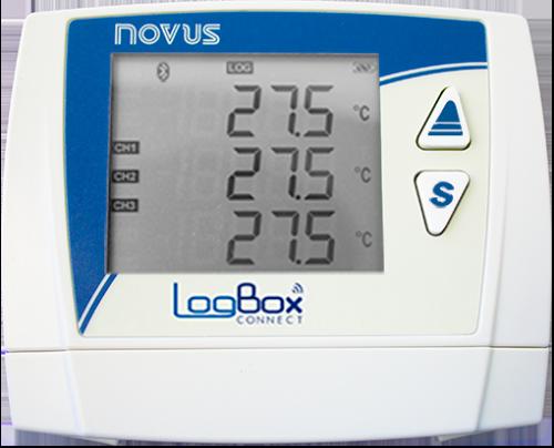 LogBox Connect BLE Novus