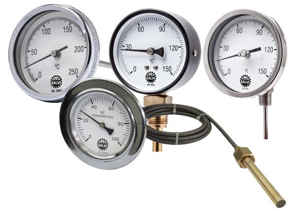 fotos termometros bimetalicos