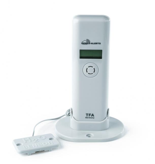 Weather Hub - Transmissor de temperatura e umidade com detector d'água