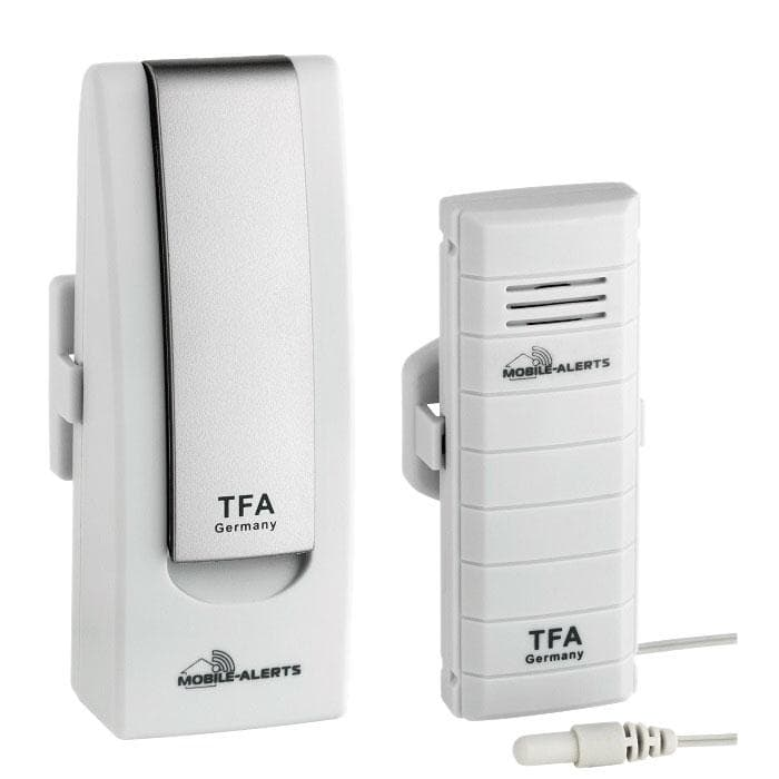 Weather Hub - Monitor com Transmissor de temperatura