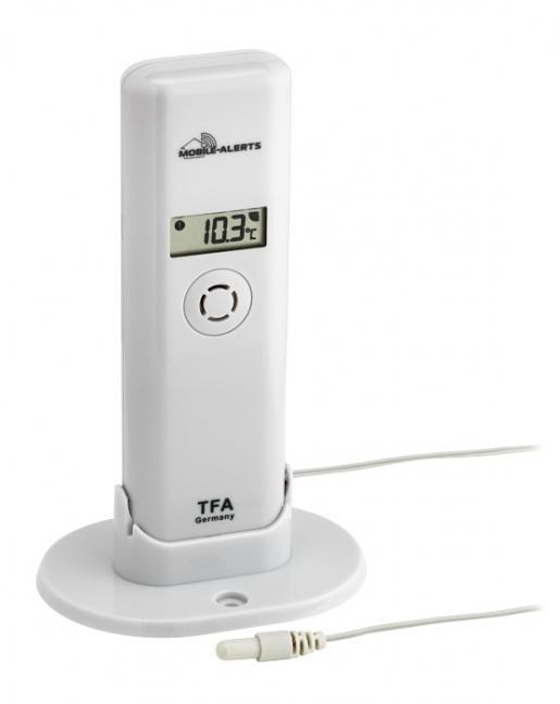 Weather Hub - Transmissor de temperatura com sonda externa