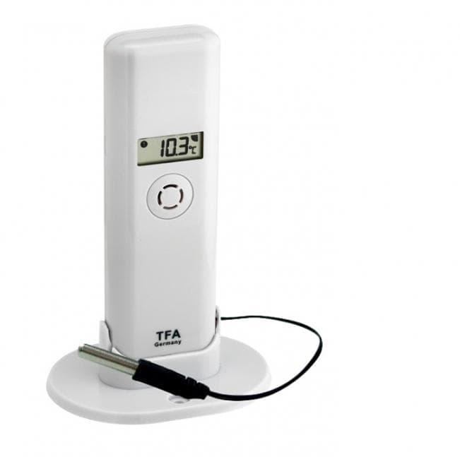 Weather Hub - Transmissor de temperatura e umidade com sonda profissional