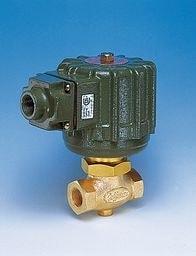 Válvulas solenóides de 2 vias para fuel oil, óleo diesel e suas misturas
