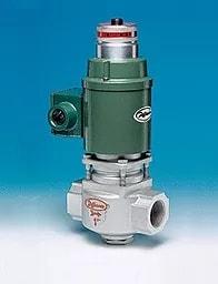 Válvulas solenóides gás natural e outros de abertura lenta e fechamento rápido