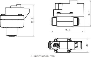Desenho dimensional